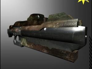 SciFi Gun 5