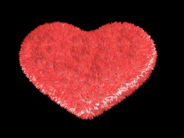 Corazon heart 3D Model