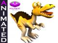 Cartoon Tyrannosaurus
