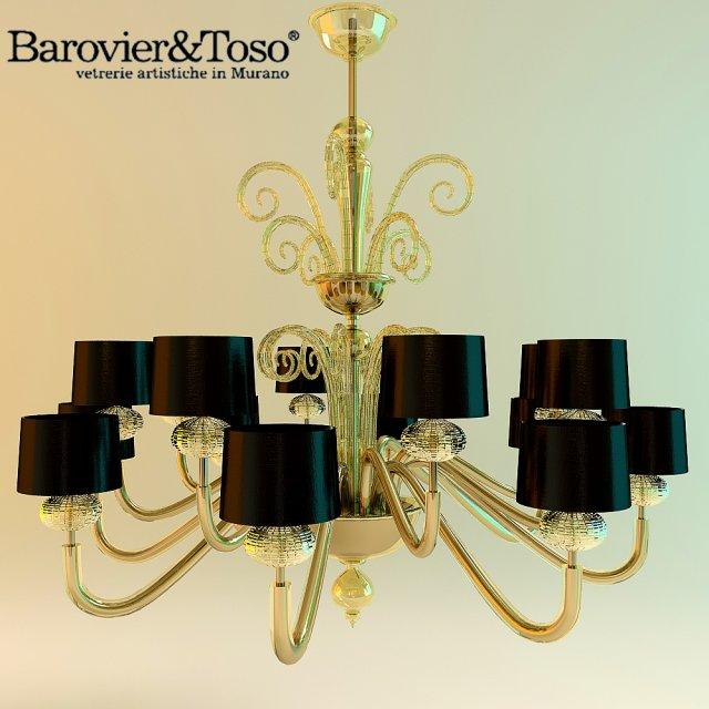 Barovier  Toso 3D Model