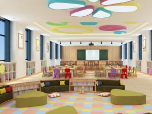 3d kindergarten interior 3D Models Download Available formats: c4d