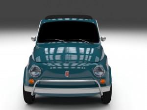 Fiat 1968 500L Luxe