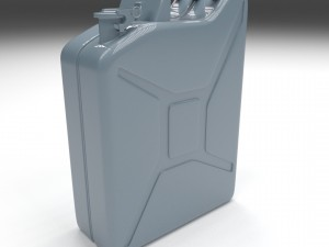 Jerry Can Blue