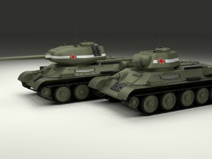 T-34 76-85 Pack
