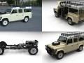 Land Rover Defender 110 Station Wagon HDRI