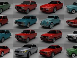 16 Car MegaPack