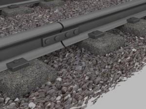 TrainSubway Track