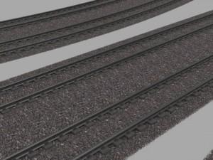 Double Rail Line