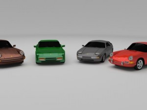 Classic Porsche Collection