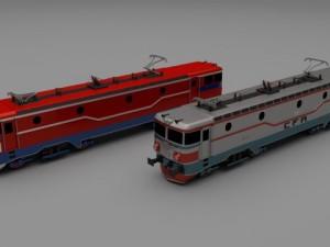 Locomotive collection