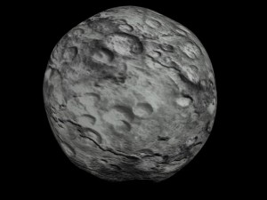 Animated HD Asteroid Model