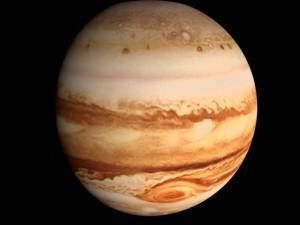 Animated HD Jupiter Model