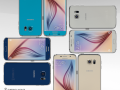 Samsung Galaxy S6 All Color Pack