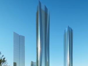 3D Models skyscraper 004