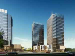 3D Models City Building 008