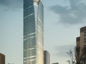 3D Models City Building 009