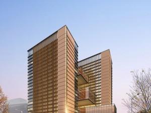 3D Models City Building 011