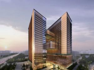 3D Models City Building 012
