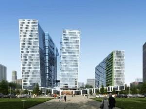3D Models City Building 014