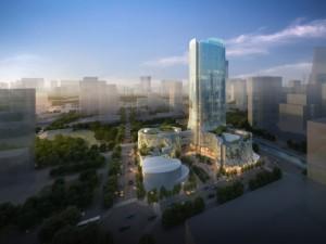 3D Models City Building 015