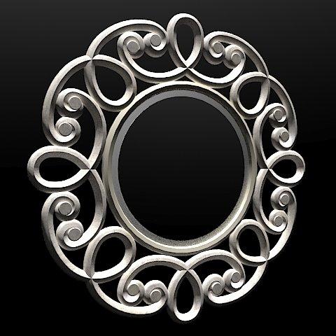 Mirror DevonDevon Norma 3D Model