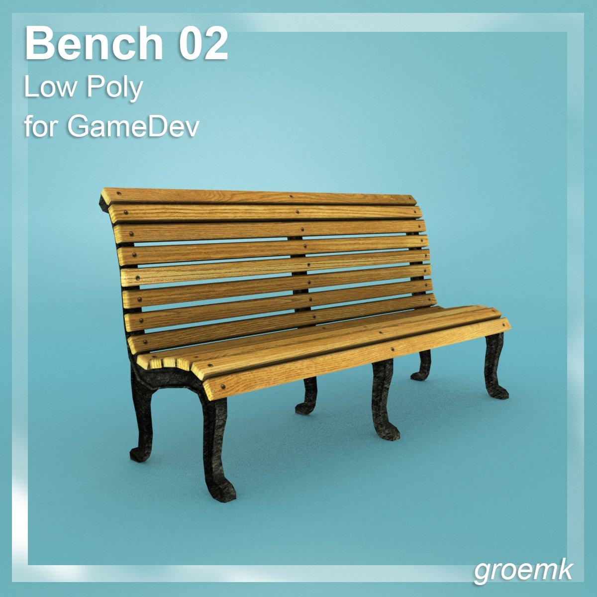 Lovely Bench Games Part - 2: 3DExport