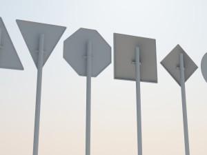 6 Road signs v1