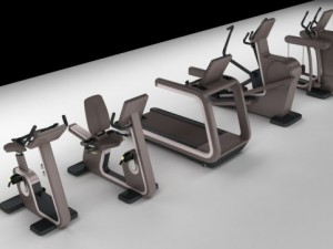 Gym Cardio Trainer 1 collection