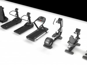 New Forma Line Collection Gym Power