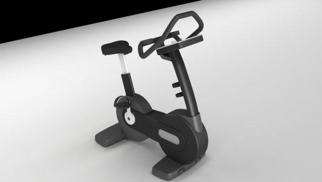 Gym Power New Bike Forma 3D Model