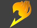 Fairy Tail Logo 3D