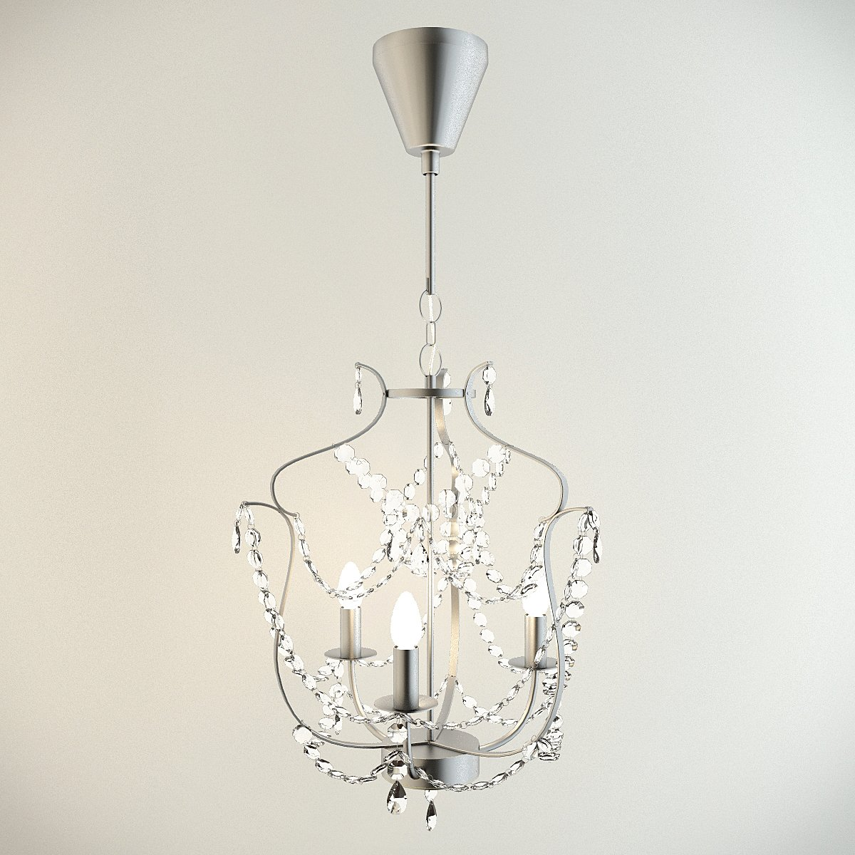 Ikea kristaller lamp modelo 3d in lmpara 3dexport aloadofball Gallery