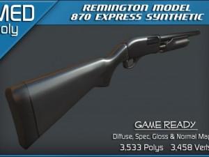 Remington 870 Express Synthetic Shotgun