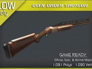 Over Under Shotgun