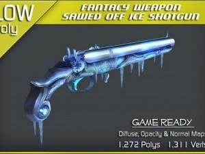 Sawed Off Ice Shotgun