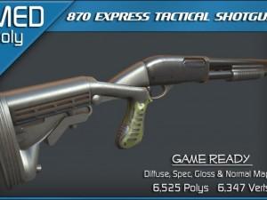 Remington 870 Express Tactical Shotgun