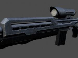 UWar Rifle