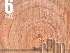 TEXTURE 6 PACK  Sawn Grain Wood 01