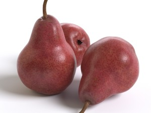 Red Pears