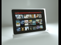 Kindle HDX 89 3D Model