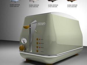 Toaster Icona Vintage