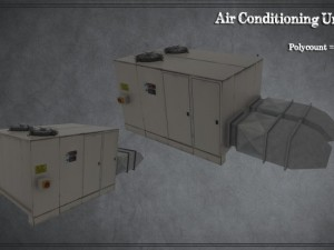 Roof Air Condition