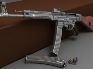 Sturmgewehr Stg44 Mp44