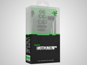Razer Hammerhead Pro retail package