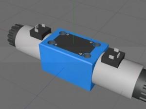 Hydraulics valve