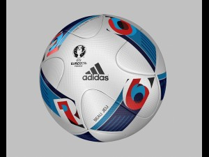 Official Match Ball EURO 2016 - France - BEAU JEU