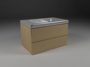 WashBasin 3D Modell