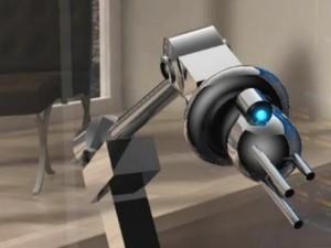 Brazo Robotico ZIX01