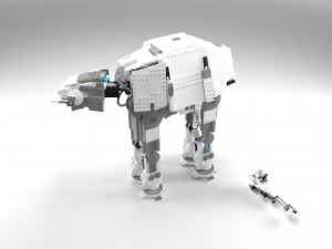 Lego Imperial AT-AT