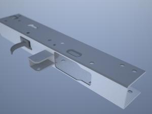 AK-74 Lower ReceiverFull mechanism
